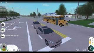 Driving in Pembroke Pines FL || ROBLOX Part 2