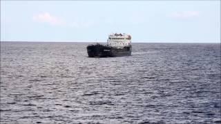 видео: Нефтерудовоз Леонид Лисин