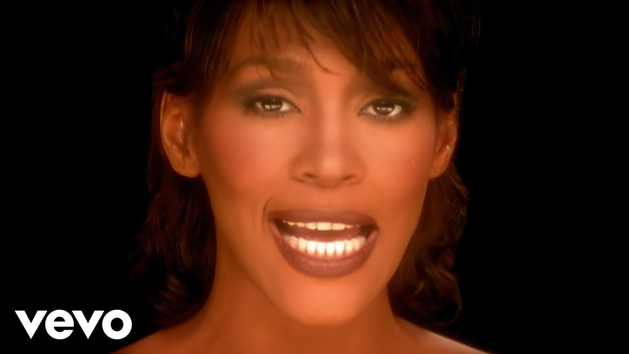 Whitney Houston - Exhale - Whitney Houston 2017-09-13 21:14