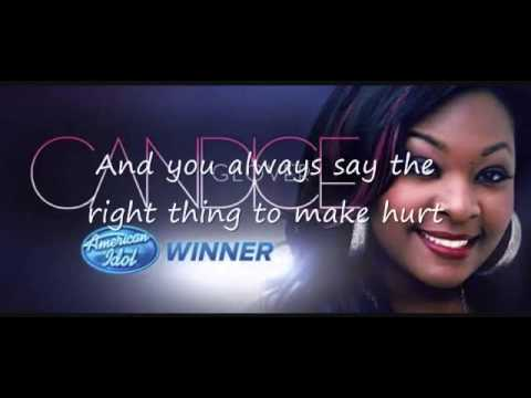 Candice Glover   I Am Beautiful   Official Single  Lyric Video