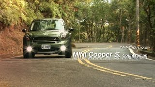 【試駕7】MINI Cooper S Countryman: Andy老爹在裡面