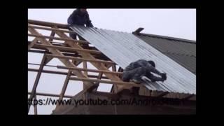 Крыша своими руками видео(Крыша своими руками видео http://svoimi-rukami.vilingstore.net/Krysha-svoimi-rukami-video-c018048 Содержание статьи о том, как сделать двухс..., 2016-06-09T16:03:39.000Z)