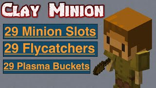 CLAY IS BETTER THAN SNOW!? Clay Minion Profits In 7 days - Hypixel Skyblock