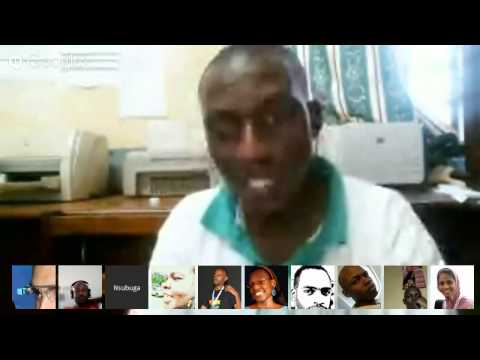 African Android Challenge: Organizer's first hangout #1