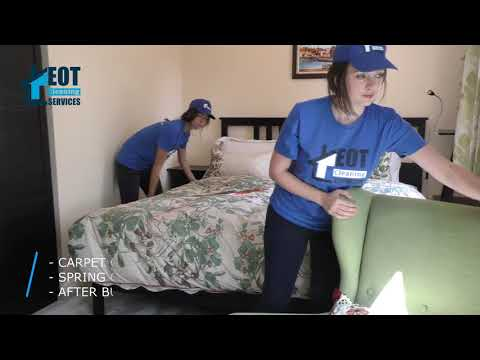 End Of Tenancy Cleaning Company - PROMOTIONAL VIDEO