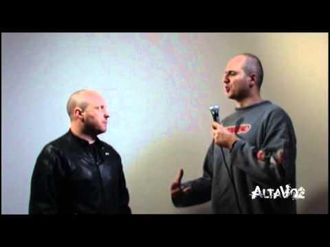 James Ruskin interview @ AltaVoz