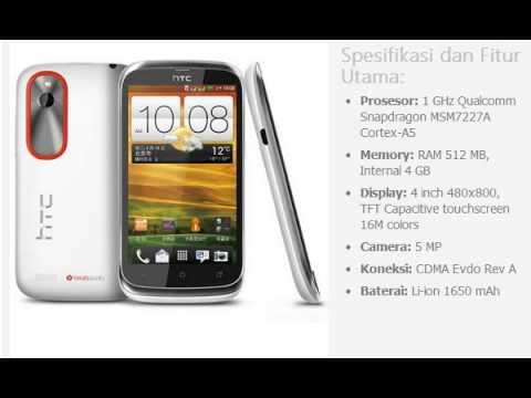 Harga HP: HTC Desire VC