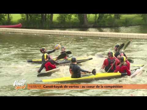 Chez Vous Sport au Canoë kayak Vertou (épisode 2)