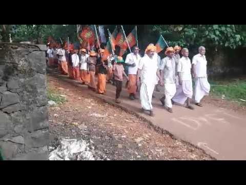 Maniyamkad bjp