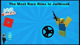 THE RAREST RIM IN JAILBREAK... [ ROBLOX ]