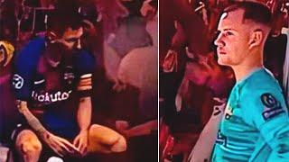 Вот ЧТО ТВОРИЛОСЬ в раздевалке БАРСЕЛОНЫ после унижения Барселона Бавария Лион Ман Сити ЛЧ