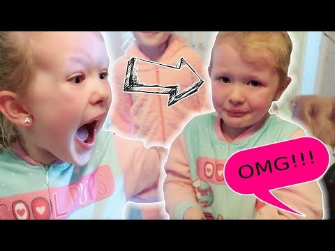 5 YEAR OLDS OVERWHELMING REACTION + TEARS TO SURPRISE!