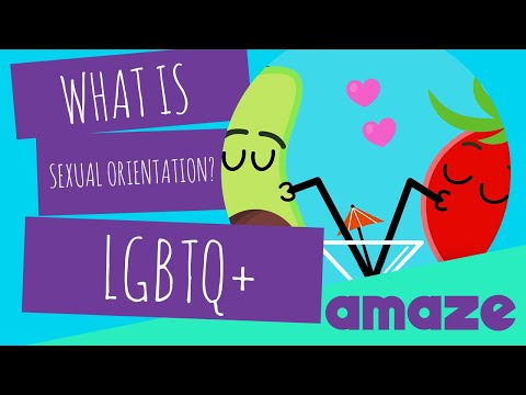 What is Sexual Orientation? LGBTQ+