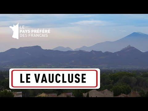 LE VAUCLUSE - Les 100 Lieux Qu'il Faut Voir - Documentaire Complet