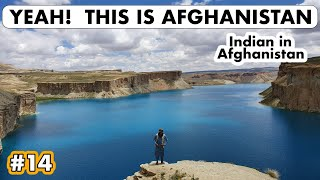🇦🇫THE MOST BEAUTIFUL LAKE IN WORLD - BAND-E-AMIR, AFGHANISTAN