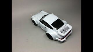 Tamiya/C1-Models RWB Porsche 911 964 Full Build Step by Step