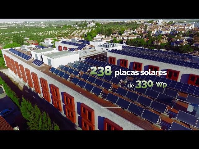 ☀️ 238 Placas Solares para cuidar de nuestros mayores de forma sostenible 👴👵👩🦳