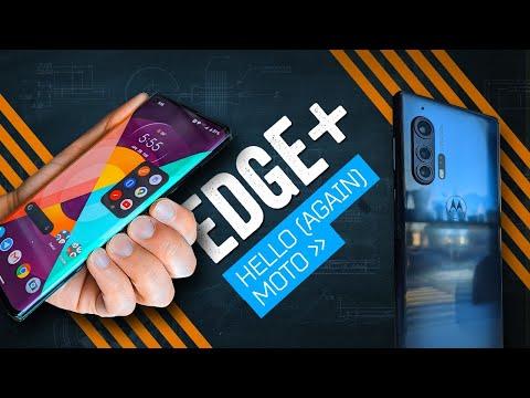 Motorola Edge+ Review: