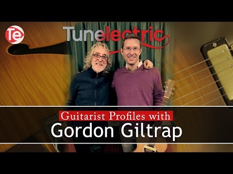 Guitarist Profiles with... Gordon Giltrap - Acoustic Guitar Composer