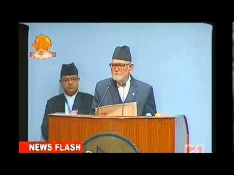 प्रधानमन्त्री निर्वाचन : KP Oli Vs Sushil Koirala