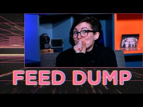 Feed Dump 334 - Don't Eat the Crab