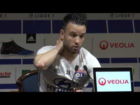 OL : Valbuena vise toujours l'équipe de France