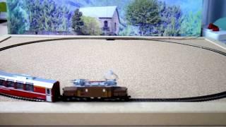 【Nmゲージ】Nm Ge 6/6 + Bernina Express [spur Nm]