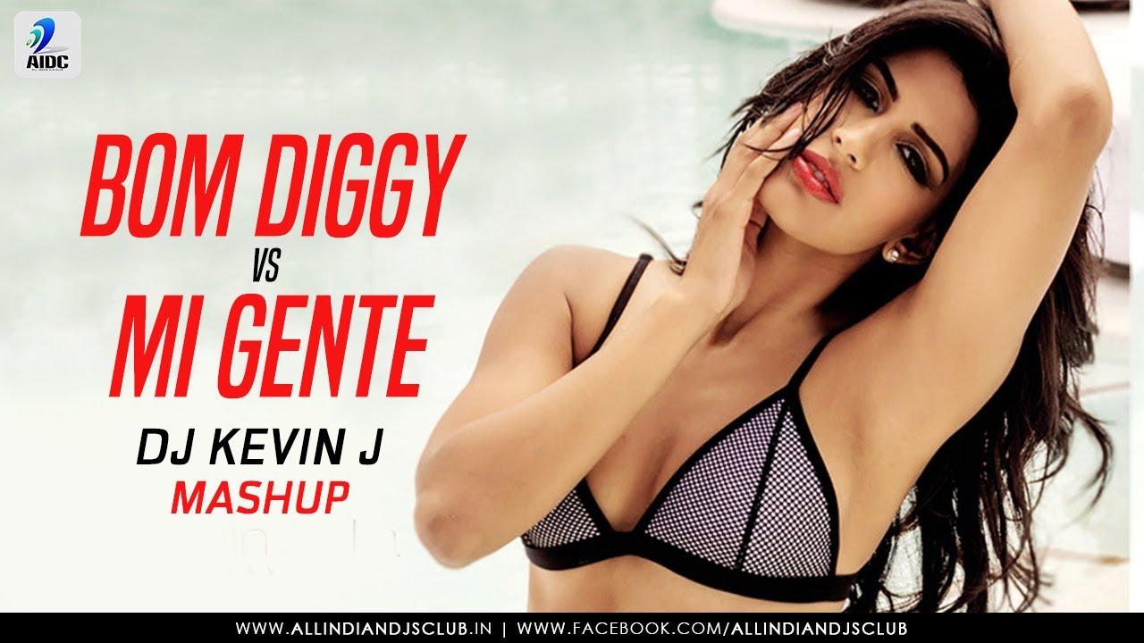 Bom Diggy Vs Mi Gente - DJ Kevin J Mashup