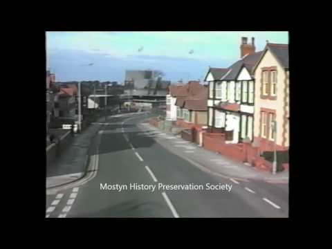 Bus ride through Prestatyn 1988