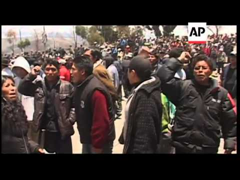 Protests over sharp increase in fuel prices intensify
