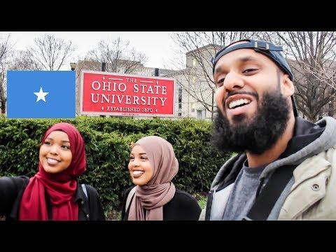 Ohio Road Trip - Somali Nationals Vlog #1