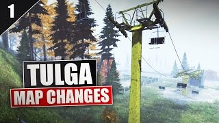 ◤0.60 Map Changes: Tulga | DAYZ STANDALONE 0.60 exp. | German Gameplay - Ricoo