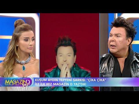 Magazin D Yaz- Kuşum Aydın'dan canlı yayında önemli açıklamalar!