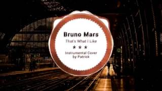 Bruno Mars - That's What I Like ( Instrumental ) Mp3