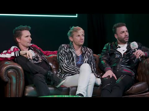 A Conversation with Muse | FULL interview | Radio X