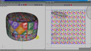 UV mapping in Wings3d Part 1