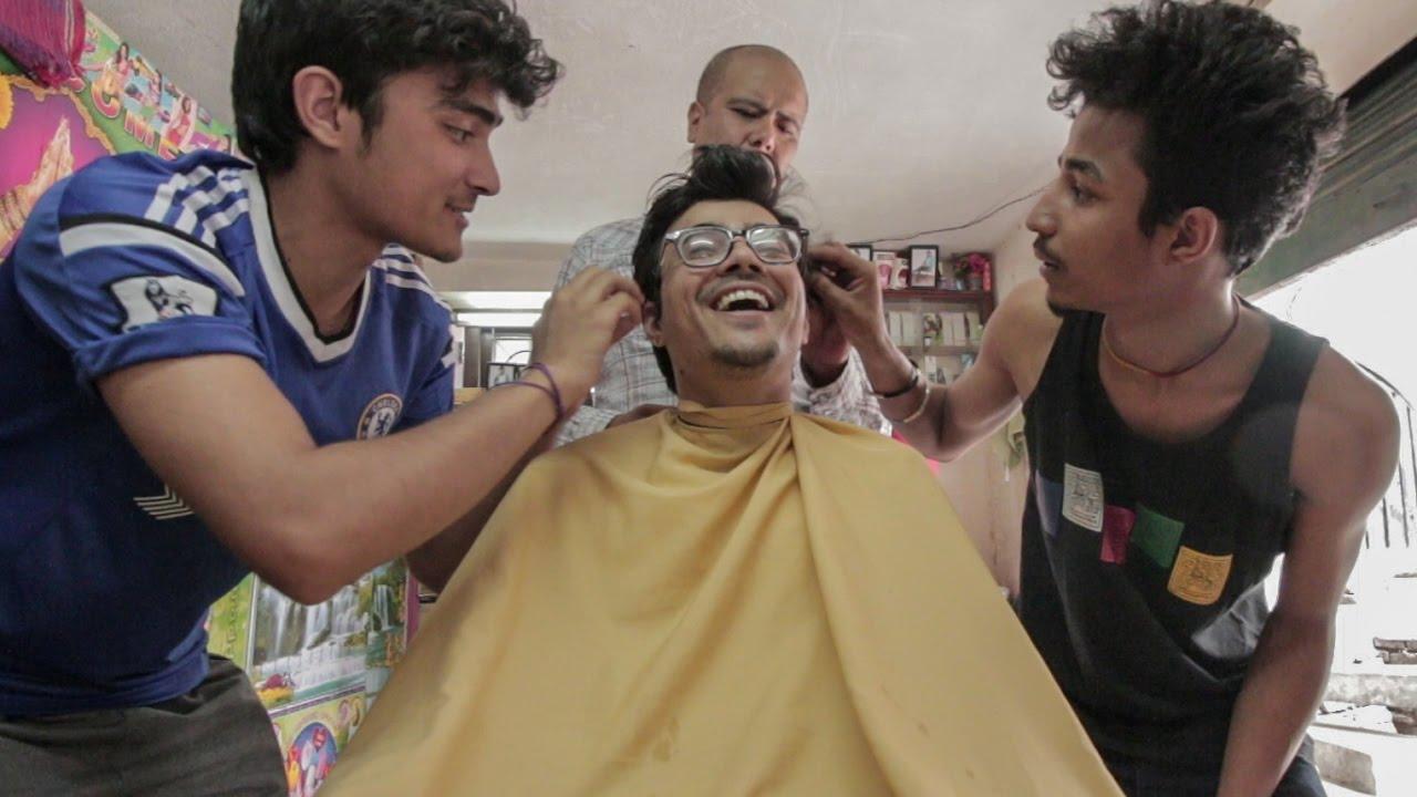 Nepali Haircut Story | Sabin Karki -Beest