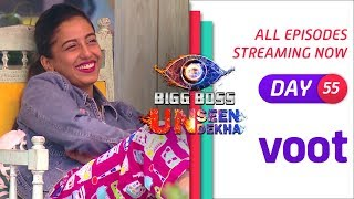 Bigg Boss S12 – Day 55 – Watch Unseen Undekha Clip Exclusively on Voot