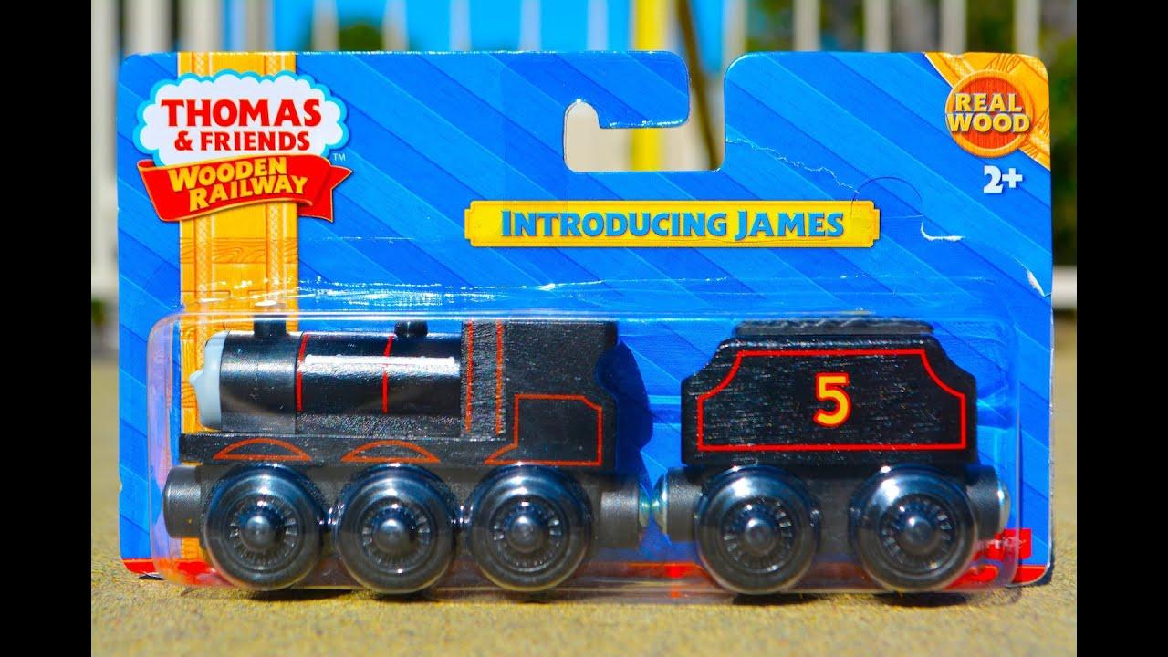 Thomas Wooden Railway Train Sets Toy Train Center