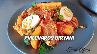 Tin Fish / Philchards Biryani | Durban Style | South African Cooking