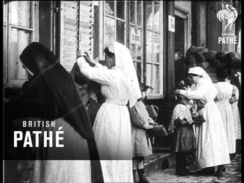 Within Range Of The Guns (1916)