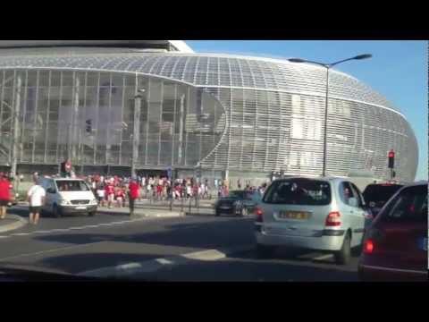 Inauguration du Grand Stade Lille Métropole à Villeneuve d'Ascq, LOSC
