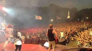 Скрябін - Місця Щасливих Людей (live @ ЗАХІД 17.08.2013)