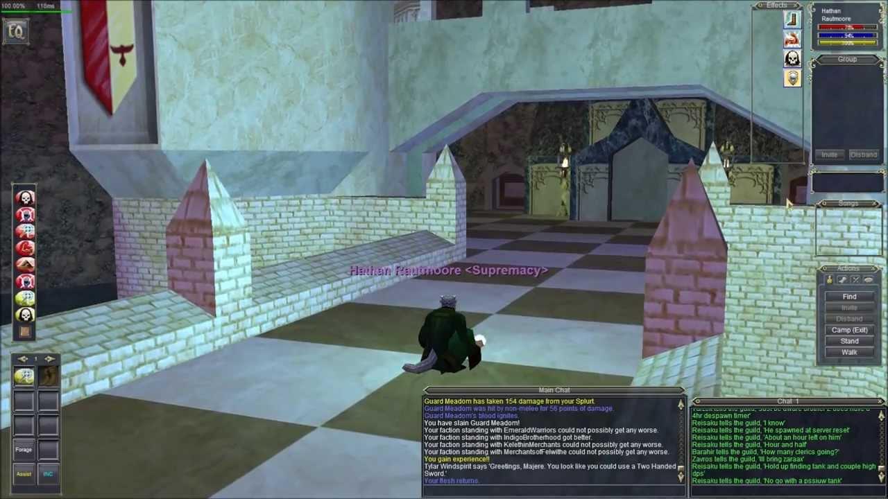 Project 1999 Classic Everquest - Felwithe Tactics