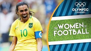 Football star Marta aims at World Cup glory with Brazil in France | The Women of Football