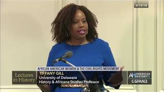 Lectures in History: African American Women & Civil Rights Preview