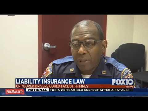 New Alabama insurance law