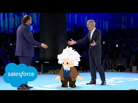 Dreamforce '16 Opening Keynote Highlights