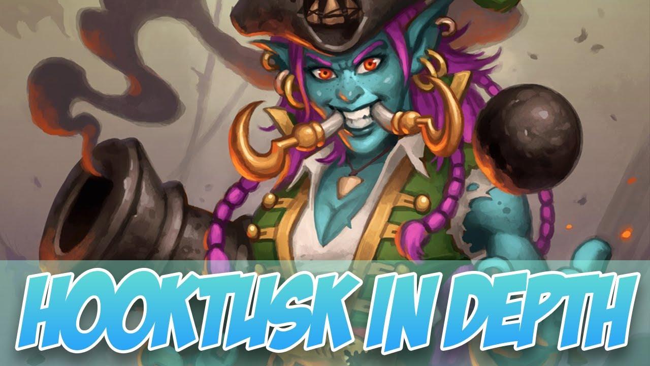 Hooktusk In Depth Game | Youtube Exclusive