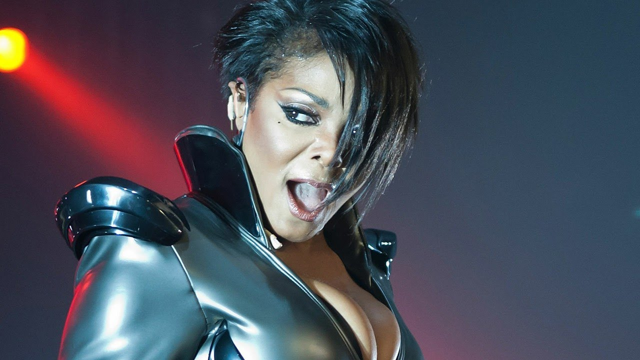Janet Jackson - Number Ones: Up Close & Personal World Tour [Professional Footage]
